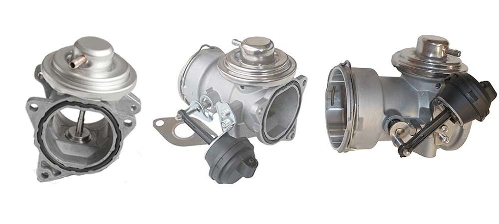 EGR – Sistema de recirculación de los gases del escape